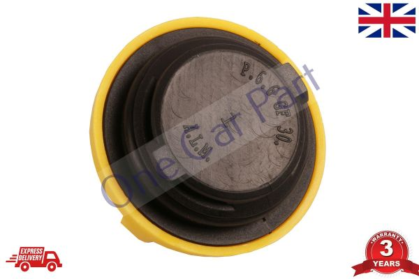 Vauxhall Astra Mk3 Mk4 Mk5 1993-2010 Oil Filler Cap Yellow Replace Spare  Part