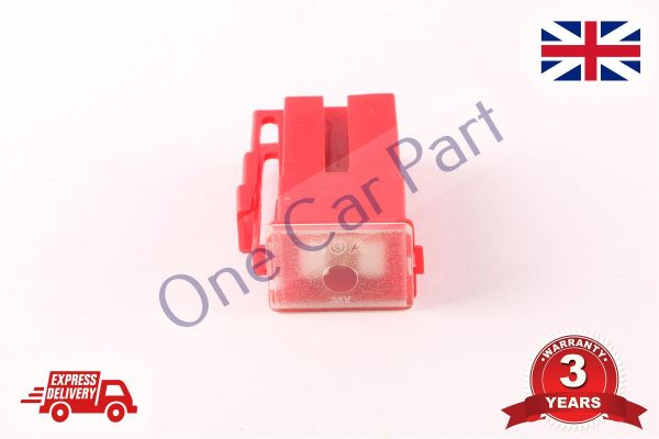 PAL TYPE 50A Amp PAL JAPANESE TYPE FEMALE SLOW BLOW FUSE